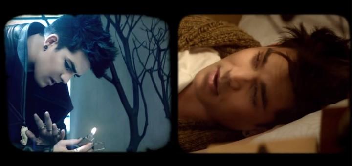 Fotogramma del video di Better Than I Know Myself di Adam Lambert